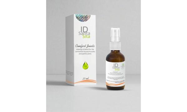 KOMFORTIŠKI SĄNARIAI 20 ml - Santa Sita aromaterapinis mišinys