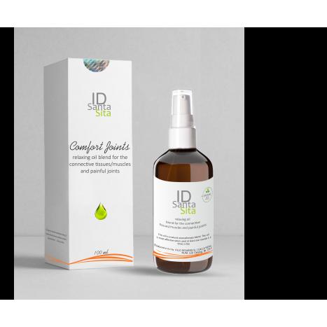 KOMFORTIŠKI SĄNARIAI 100 ml - Santa Sita aromaterapinis mišinys