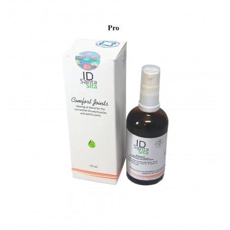 KOMFORTIŠKI SĄNARIAI Pro 100 ml - Santa Sita aromaterapinis mišinys